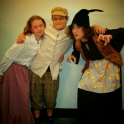 Gretel, Hansel and the Witch
