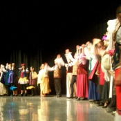 Curtain call! Brothers Grimm Spectaculaiton