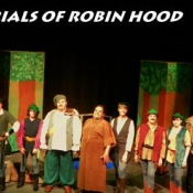 Entire Robin Hood cast
